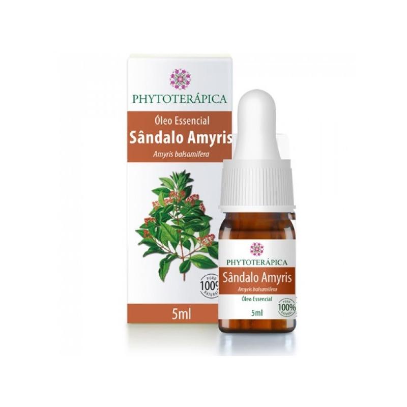 Oleo Essencial de Sandalo Amyris - 5ml - Phytoterapica