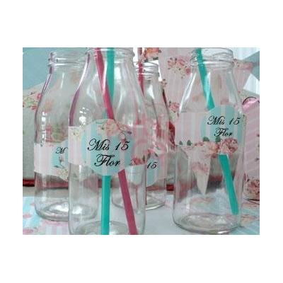 0d66d5f3c Souvenirs Botellas Vasos Frascos Personalizados.cumpleaños (Vasos y Tazas)  a ARS 300 en PrecioLandia Argentina (a1k27l)