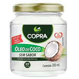 Oleo de Coco Sem Sabor 200ml - Copra