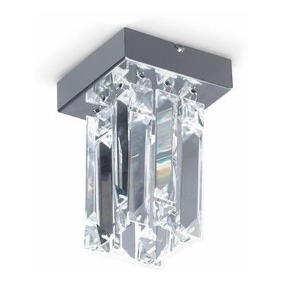 Lampara Plafon Sirius Cristal 1 Luz Con Led G627 01 Pal
