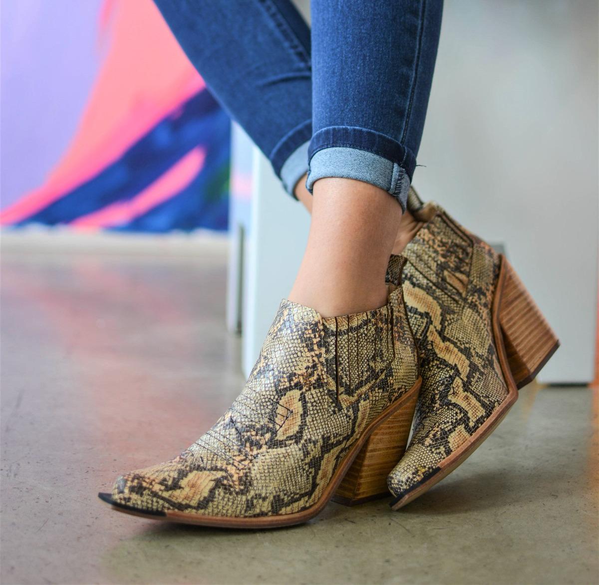 Texana Dallas 50 Reptil Beige