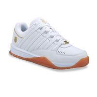 Sneakers K-Swiss blancos con correa K0F092