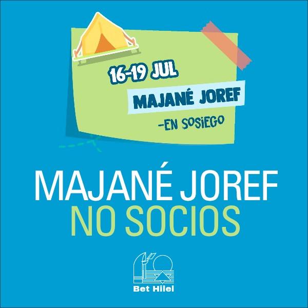 Majané Joref No Socios