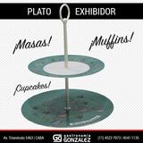 Plato exhibidor
