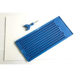KIT Braille: Pizarra + Punzón ...