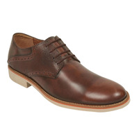 Zapato vestir miel textura 018746