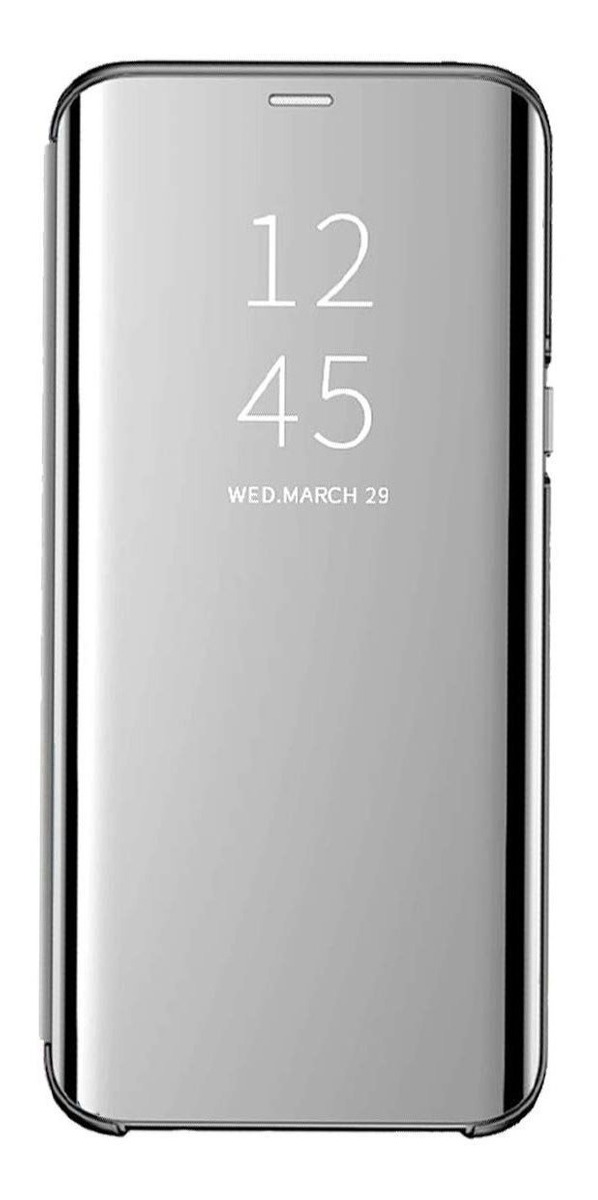FLIP CLEAR VIEW STANDING S10 E SILVER