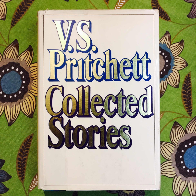 V.S. Pritchett. COLLECTED STORIES.