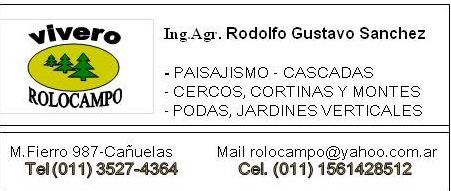 Rodolfo gustavo