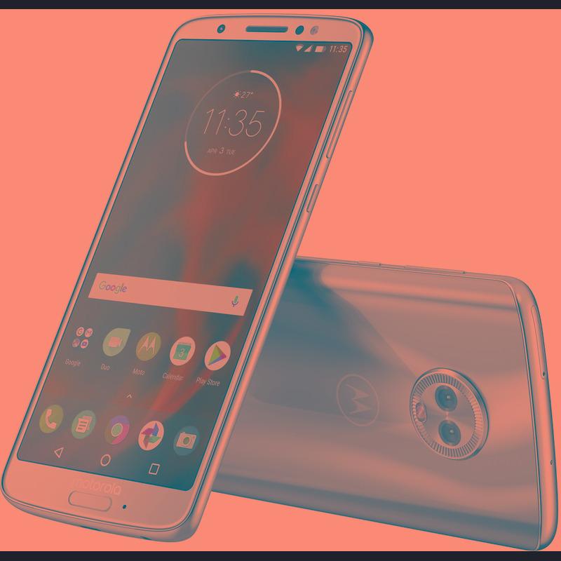 Celular Motorola Moto G6 3gb 32gb 4g Lte Desbloqueado Silver