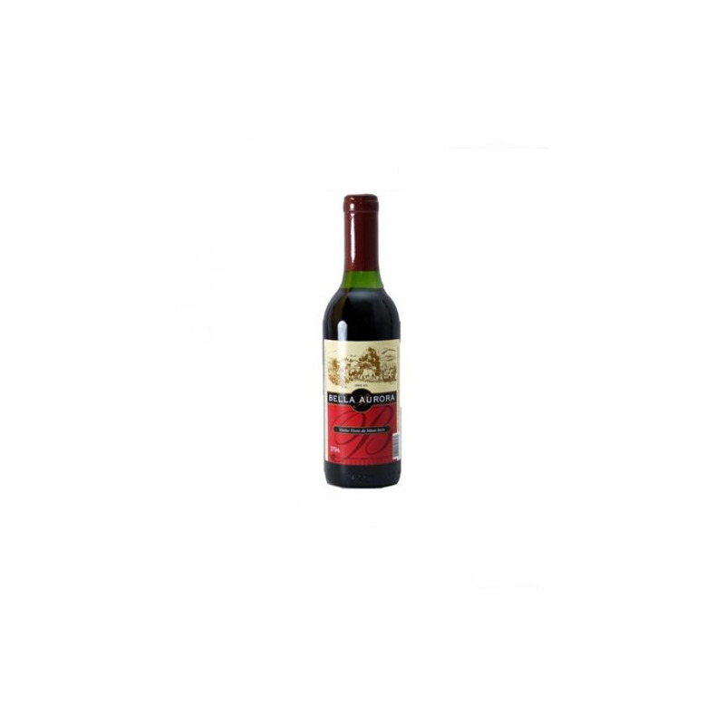 Vinho Tinto Seco Izabel/Bordô 375ml - Bella Aurora