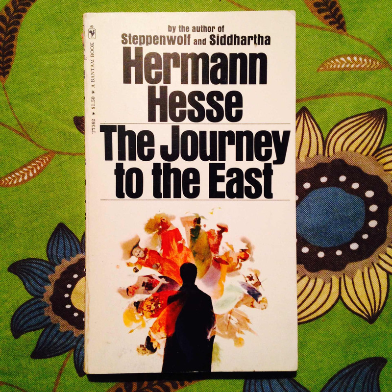 Herman Hesse. THE JOURNEY TO THE EAST.