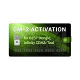 Activaciones Infinity-Box/Dongle y Chinese Miracle-2 para BEST Dongle, Infinity CDMA-Tool (soporte por 1 año)