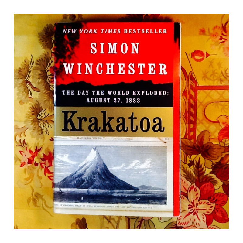 Simon Winchester.  KRAKATOA.