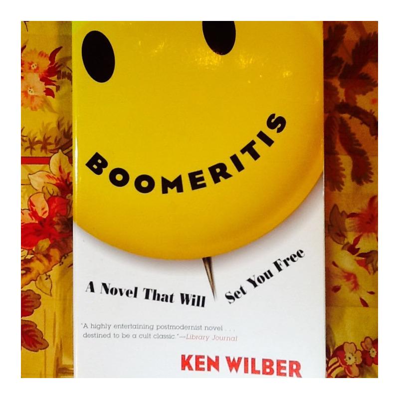 Ken Wilber.  BOOMERITIS.
