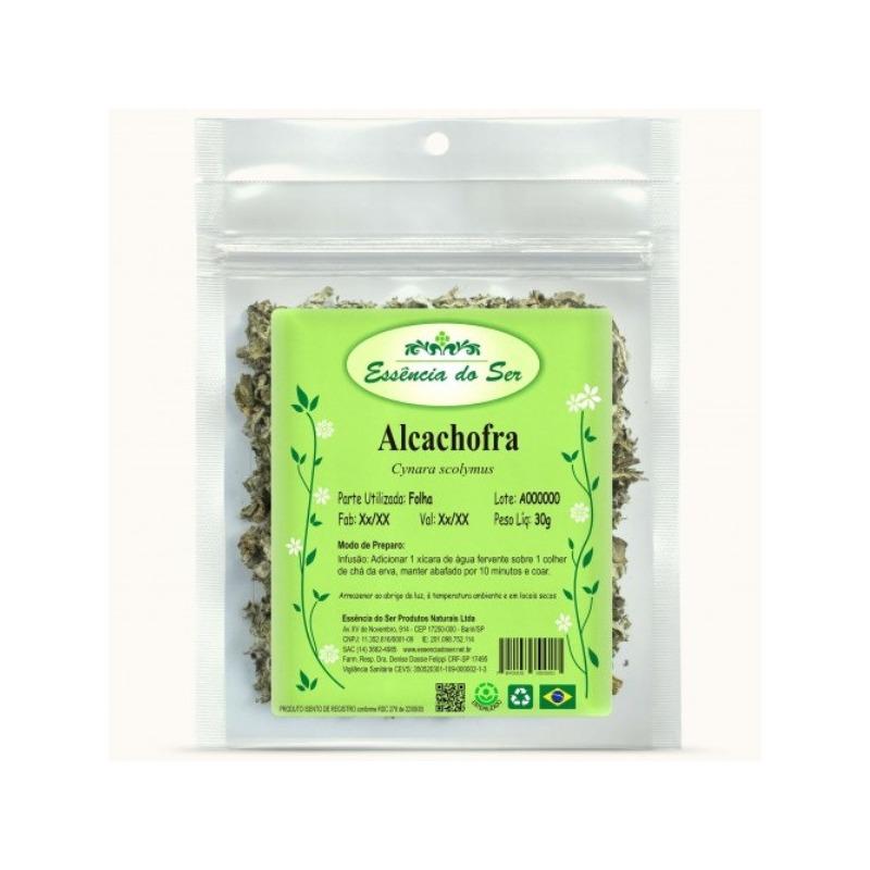 Cha de Alcachofra - Kit 3 x 30g - Essencia do Ser