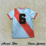 Camiseta Retro - Oscar Rodriguez
