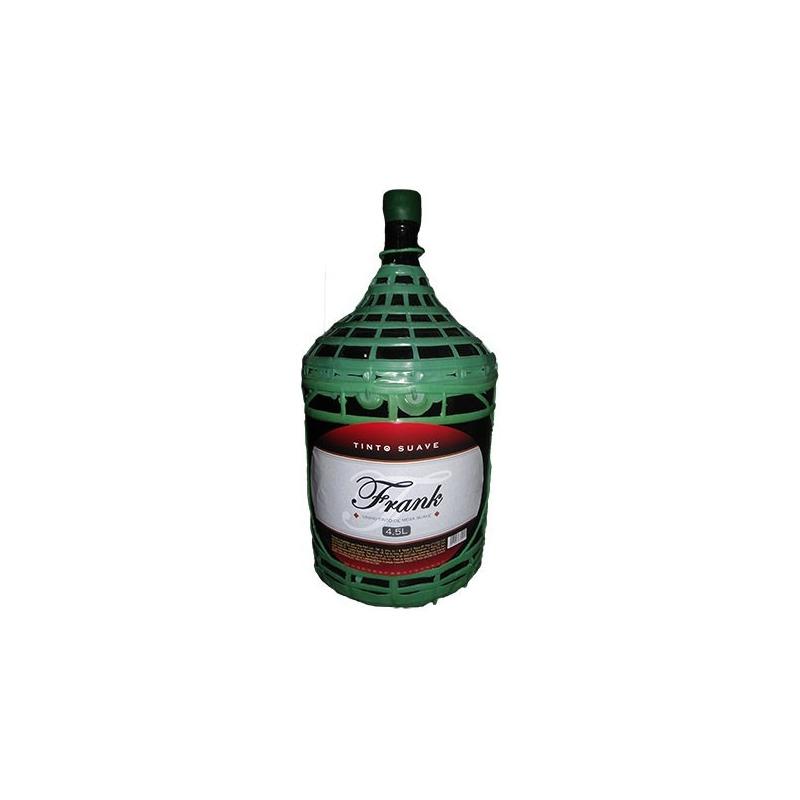 Vinho Tinto Suave Izabel/Bordô 4,5 L - Frank