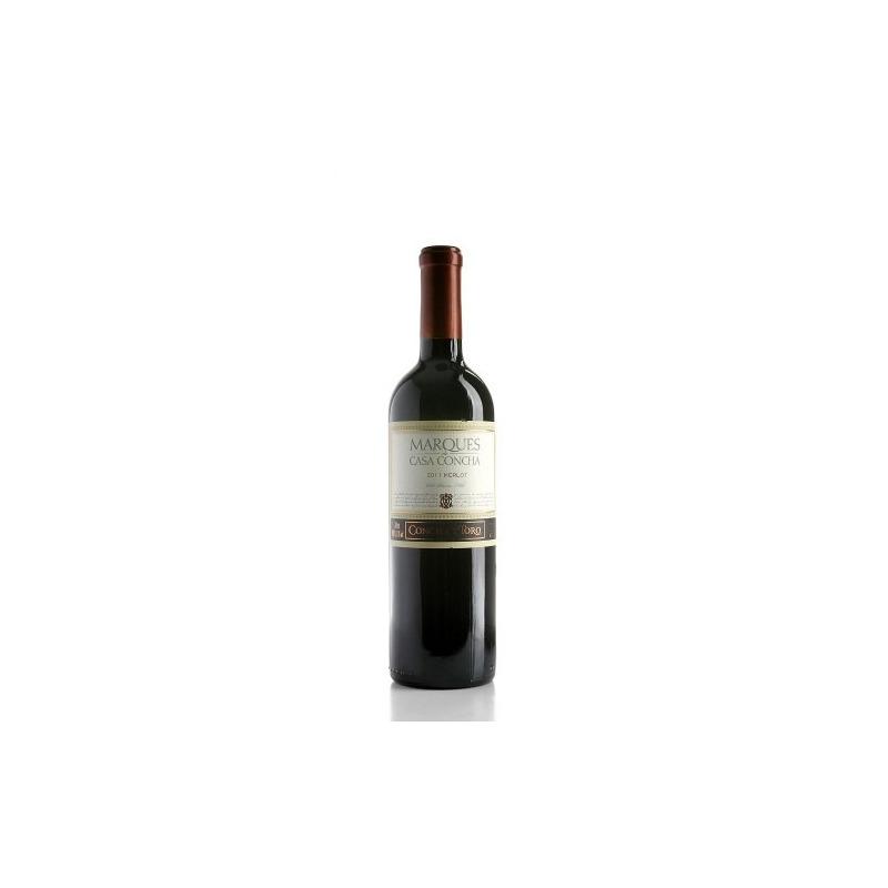 Vinho Fino Merlot 750ml - Marques de Casa Concha