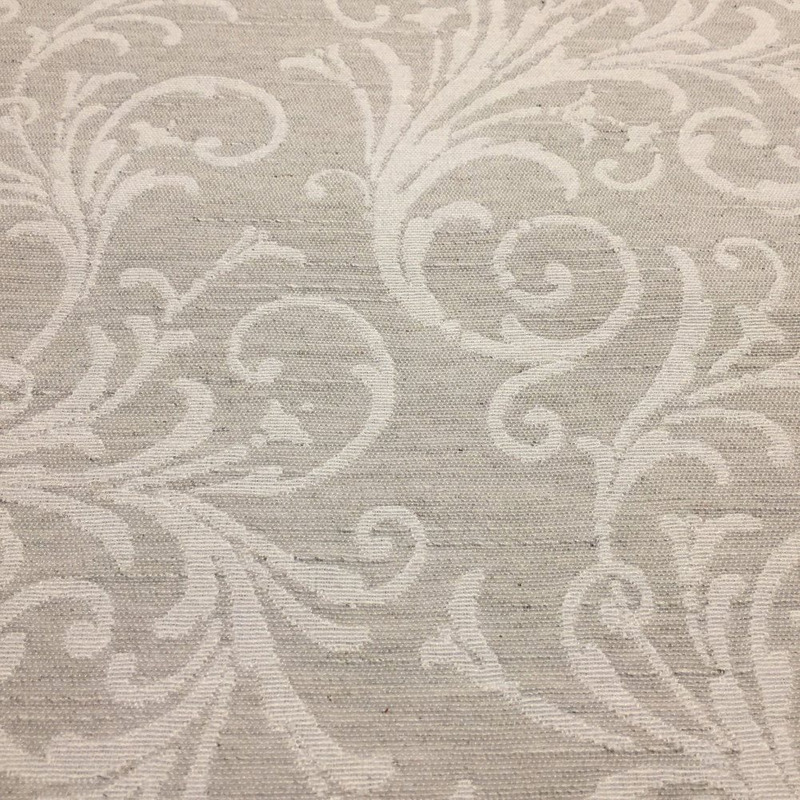 Tecido para estofado linho arabesco rústico  Linen 40