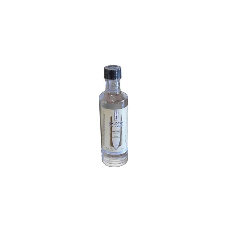 Miniatura Cachaça Envelhecida Aroma da Terra Prata 50ml - Giullian's