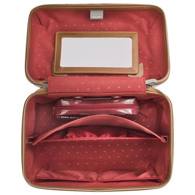 Neceser Beauty Case Unico Angora Hard Chatelet