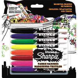 MARCADORES STAINED BY SHARPIE x8