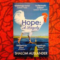 Shalom Auslander.  HOPE: A TRAGEDY