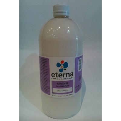 Barniz eterna al agua para chalk paint 1000 ml extramate - Barniz para chalk paint ...