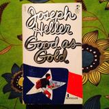 Joseph Heller.  GOOD AS GOLD.