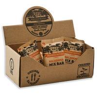 Barras de Macadamia Mix Bar Mel Cx.15x22g - Fazenda Retiro