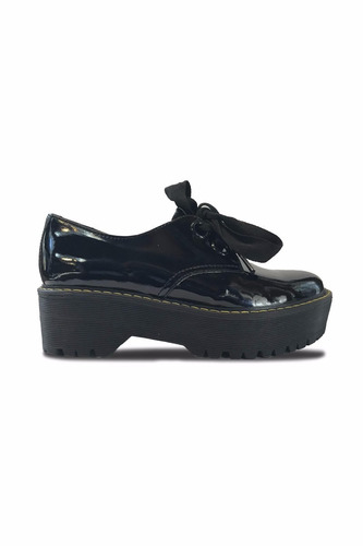 Zapatos Volcom Mujer Moody Patent Leather