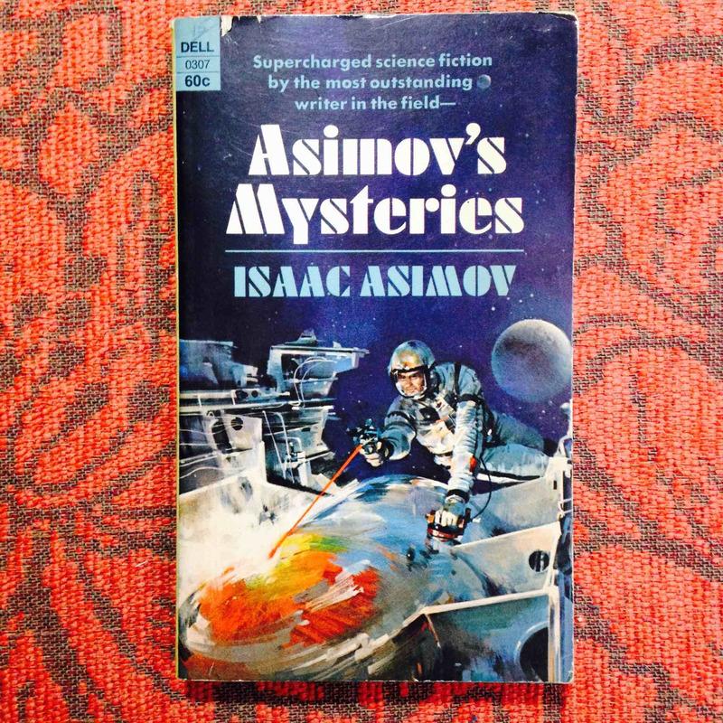 Isaac Asimov. ASIMOV'S MYSTERIES.