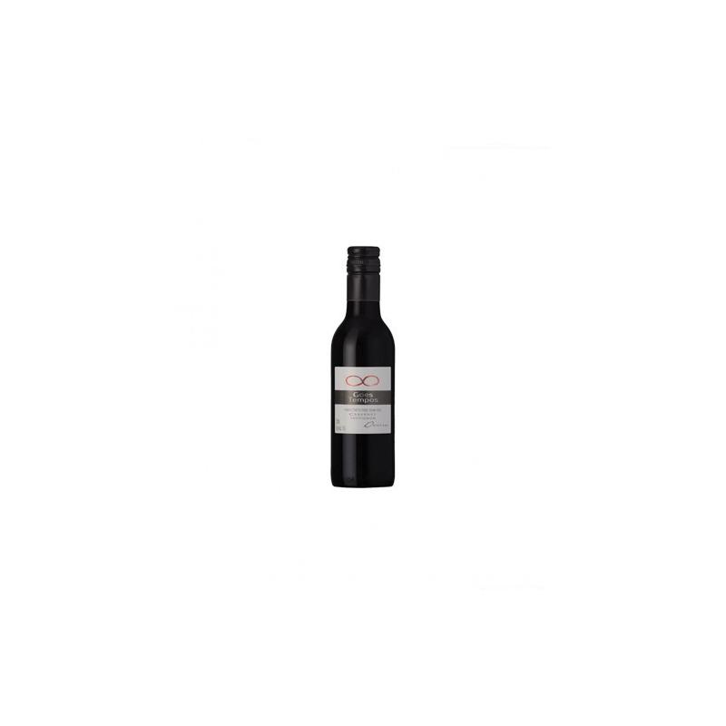 Vinho Fino Tinto Cabernet Sauvignon Demi-sec Tempos 250ml - Góes