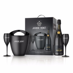 JASMINE MONET - BLACK Extra Brut  - Kit