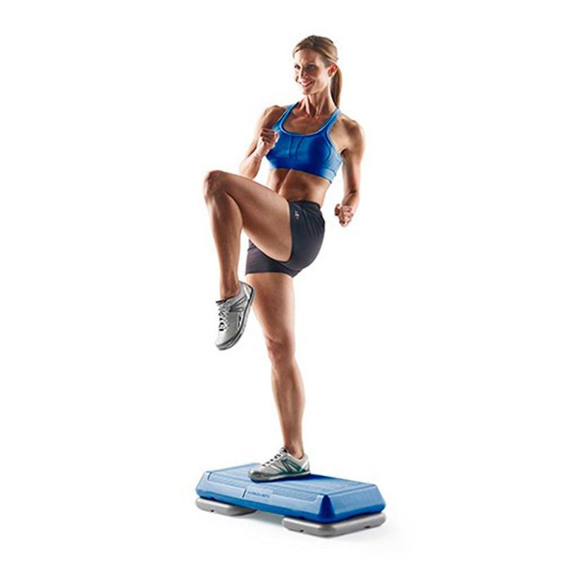 Plataforma De Step Weider Para Aerobics Yoga Y Pilates