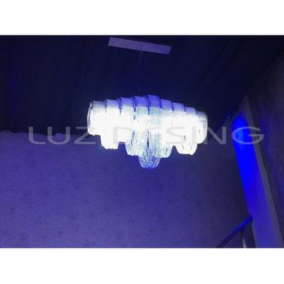 Colgante Cairel Aurora Led 80cm Excelente Diseño Luz Desing