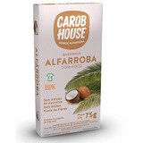 Barra de Alfarroba com Coco - 3 de 25g - CarobHouse