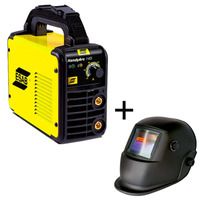 KIT INVERSORA HANDYARC 140 220V + MASCARA AUTUMATICA BASIC