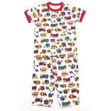 Pijama Comprido Caminhões Club Z