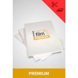 Power film premium branco  (folha A4) - pacote com 10 folhas