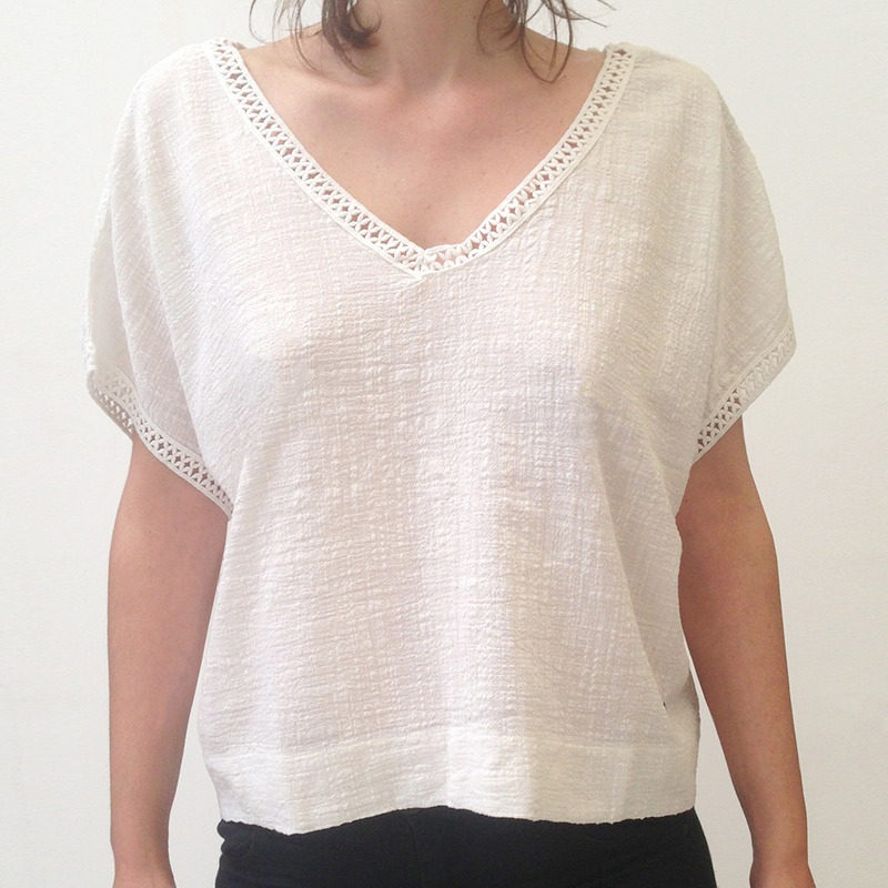 Blusa Guadalupe