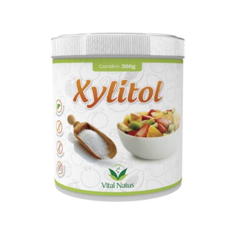 Adocante Xylitol - 300g - Vital Natus
