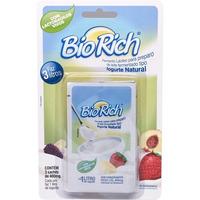 Fermento Lacteo p/ Iogurte (Lactobacilos Vivos) 3Un Bio Rich