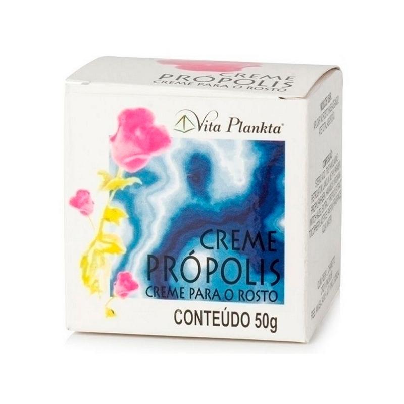 Creme Propolis e Hamamelis para o Rosto - 50g Vitalab