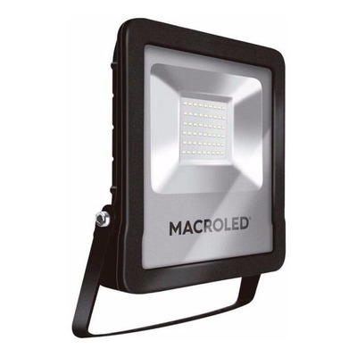 Reflector Led Proyector Macroled 50w Bajo Consumo Ip65