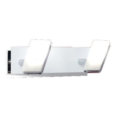 Aplique De Pared Moderno Movible Rayo 2 Luces 12w