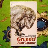 John Gardner.  GRENDEL.