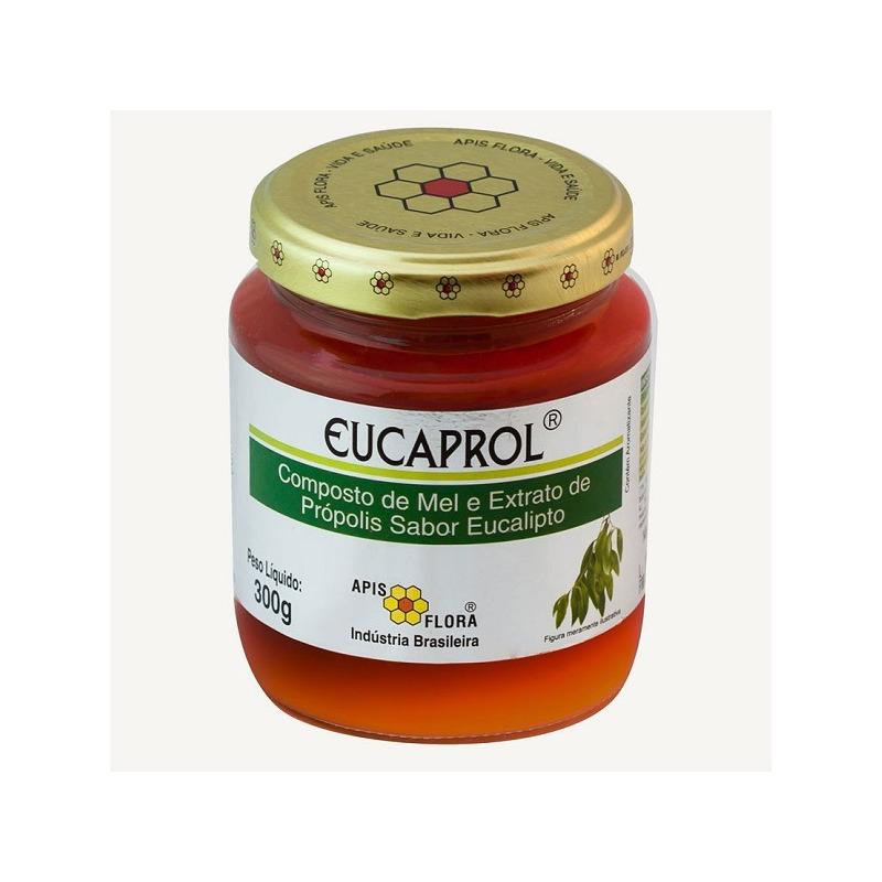 Eucaprol Composto Mel, Propolis e Eucalipto 300g Apis Flora