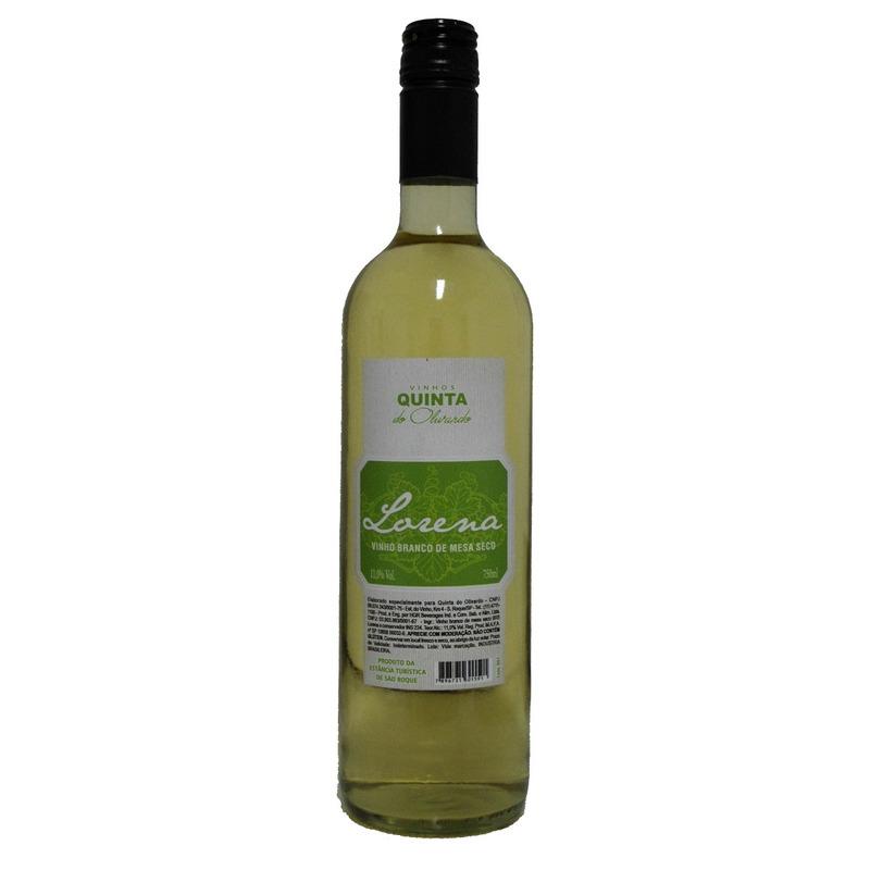 Vinho Fino Branco Lorena 750ml - Quinta do Olivardo